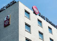 最佳西方阿姆斯特丹机场酒店 - 霍夫多普 - 建筑
