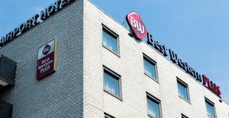 阿姆斯特丹机场贝斯韦斯特优质酒店 - 霍夫多普 - 建筑