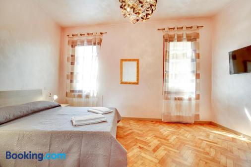 罗坎达戴尔阿克酒店 - 威尼斯 - 睡房