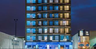 乐蓝酒店 - 布鲁克林 - 建筑
