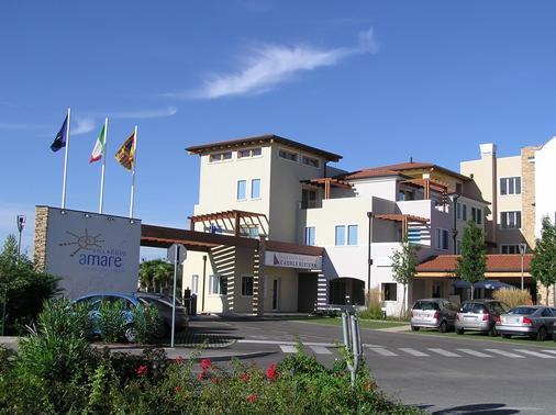Villaggio A Mare - 卡奥莱 - 建筑