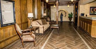 法戈温德姆贝蒙特酒店 - 法戈 - 客厅
