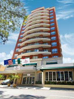 瓜地马拉卡萨维兰达酒店 - 危地马拉 - 建筑