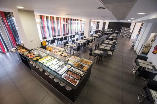 奥克斯斐瑞拉酒店 - 马德里 - 自助餐