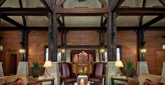 Hyatt Residence Club San Antonio, Wild Oak Ranch - 圣安东尼奥 - 休息厅