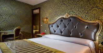 卡马林内拉酒店 - 威尼斯 - 睡房