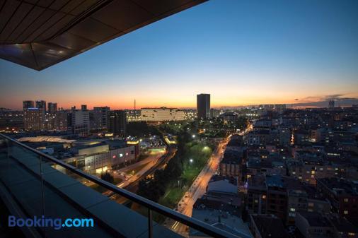 维斯莫尔伊斯坦布尔酒店 - 伊斯坦布尔 - 阳台