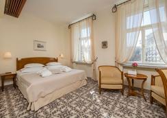 塔林萨瓦精品酒店 - 塔林 - 睡房