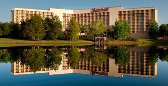 奥兰多机场湖畔万豪酒店 - 奥兰多 - 建筑