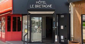 布列塔尼酒店 - 雷恩 - 建筑