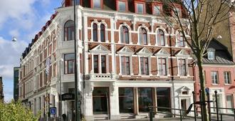 贝提酒店 - 马尔默 - 建筑