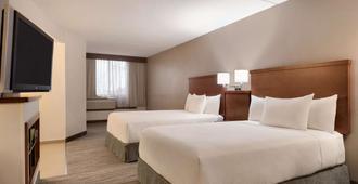 芝加哥夏姆堡凯悦嘉轩酒店 - 绍姆堡 - 睡房
