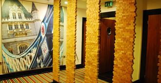 伦敦塔山英迪格酒店 - 伦敦 - 睡房