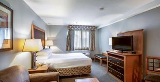 滨海红狮套房旅馆 - 西塞德 - 睡房