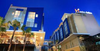 巴厘巴板瑞士博林酒店 - 巴厘巴板 - 建筑
