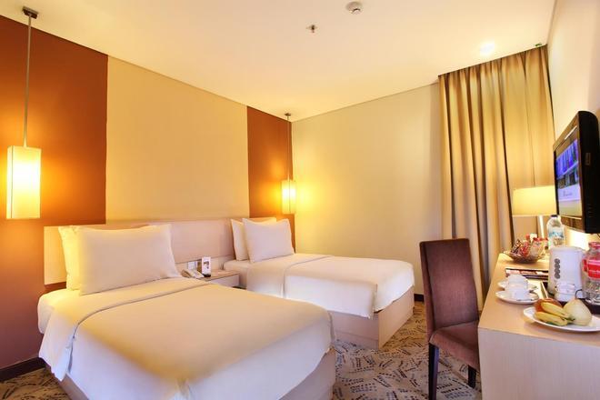 巴厘巴板瑞士博林酒店 - 巴厘巴板 - 睡房