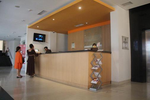 巴厘巴板瑞士博林酒店 - 巴厘巴板 - 柜台