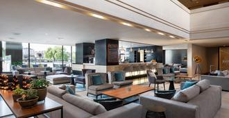 斯德哥尔摩喜来登酒店 - 斯德哥尔摩 - 休息厅