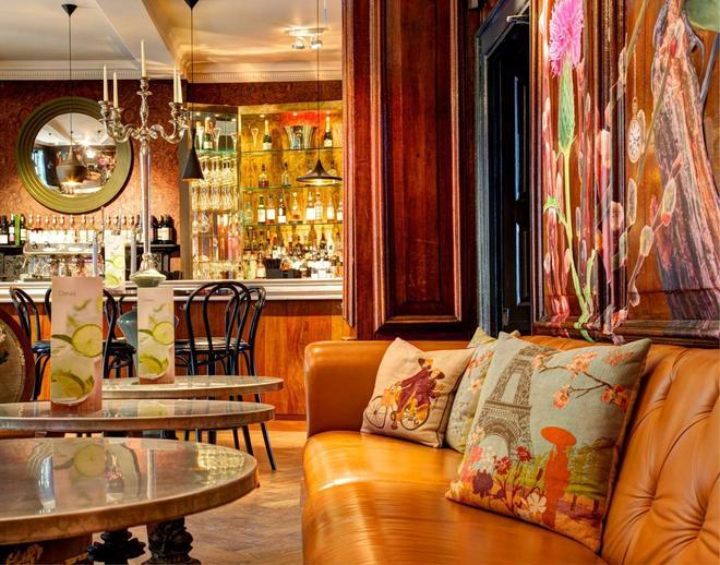 奥德费罗斯切斯特尔酒店 - 切斯特 - 酒吧