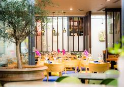 奥迪费洛斯酒店 - 切斯特 - 餐馆