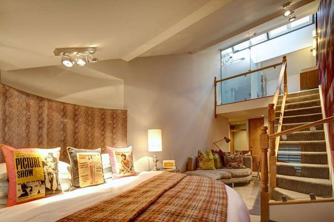 奥德费罗斯切斯特尔酒店 - 切斯特 - 睡房