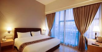德艾利蒙特商务酒店 - 吉隆坡 - 睡房