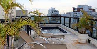 贝拉辛特拉全美行政酒店 - 圣保罗 - 游泳池