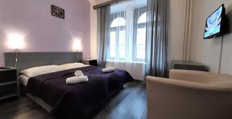 奥尔加酒店 - 布拉格 - 睡房