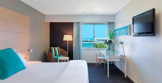 达尔文海滨盛传酒店 - 达尔文 - 睡房
