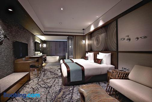 阿树国际旅店 - 台北 - 睡房
