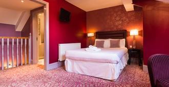 花园酒店 - 曼彻斯特 - 睡房