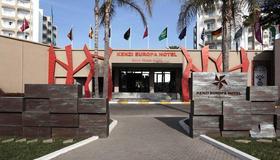 欧罗巴肯兹酒店 - 阿加迪尔 - 建筑