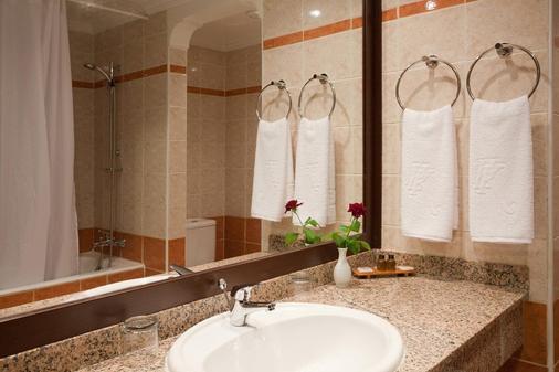 欧罗巴肯兹酒店 - 阿加迪尔 - 浴室