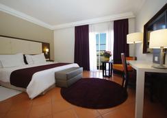欧罗巴肯兹酒店 - 阿加迪尔 - 睡房