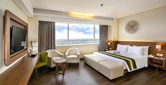 雅加达西马图庞波因斯维兹大酒店 - 雅加达 - 睡房