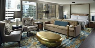 欧尼夏洛特酒店 - 夏洛特 - 睡房