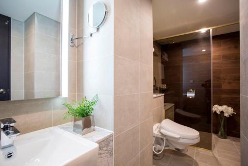 森图姆尚品酒店 - 釜山 - 浴室