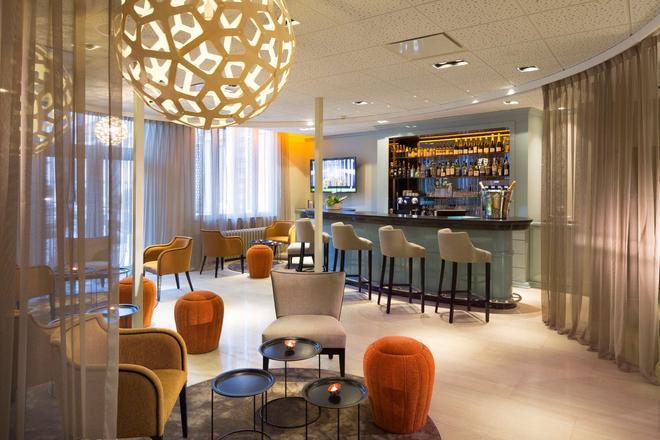 朱拉第戎大洋洲酒店 - 第戎 - 酒吧