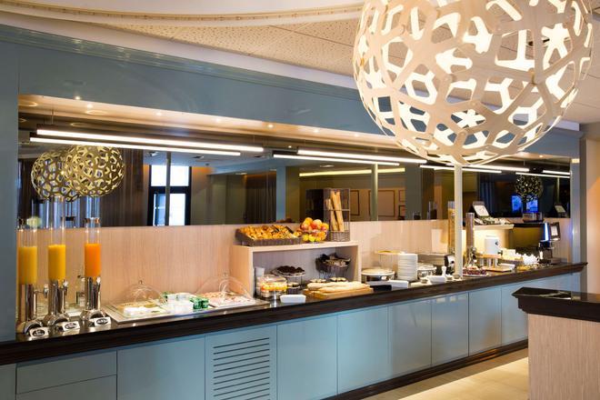 朱拉第戎大洋洲酒店 - 第戎 - 自助餐