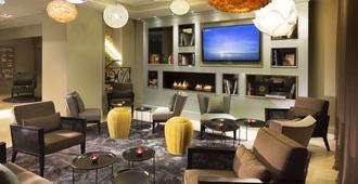 朱拉第戎大洋洲酒店 - 第戎 - 休息厅