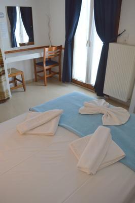 曼特拉吉酒店式公寓 - 圣尼古拉斯(克里特岛) - 睡房