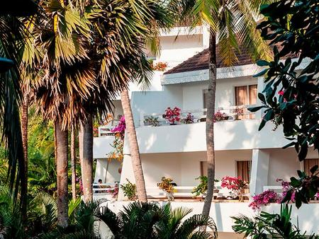 塔旺棕榈海滩度假村 - 卡伦海滩 - 建筑