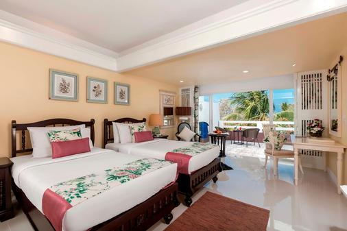 塔旺棕榈海滩度假村 - 卡伦海滩 - 睡房