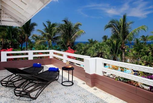 塔旺棕榈海滩度假村 - 卡伦海滩 - 阳台