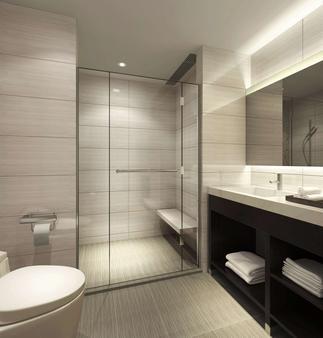 深圳东门凯悦嘉轩酒店 - 深圳 - 浴室