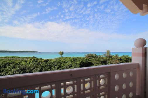 海洋旅馆 - 宫古岛市 - 阳台