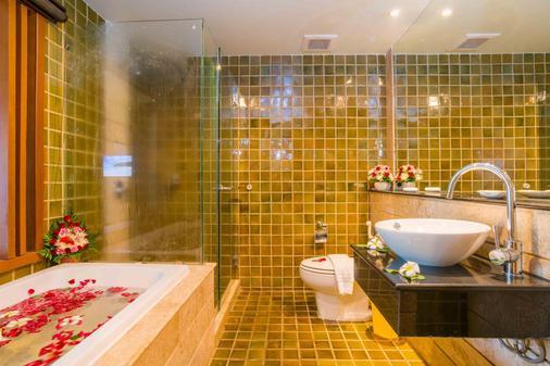 皇家天堂酒店 - 芭东 - 浴室