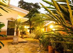 埃尔阿尔门德罗酒店 - 馬拿瓜 - 户外景观