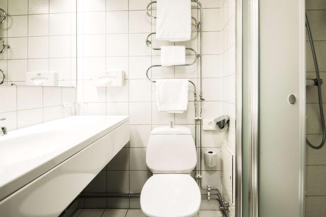 优质酒店-全景哥特堡 - 哥德堡 - 浴室