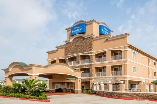 加尔维斯顿贝蒙特旅馆&套房酒店 - 加爾維斯敦 - 建筑